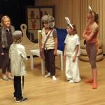 Theater der 4. Klassen der Turmschule Leimen – Donnerstag nächste Aufführung
