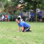 Hundefreunde Gauangelloch im Heidelberger Zoo beim Patenschaftsfest