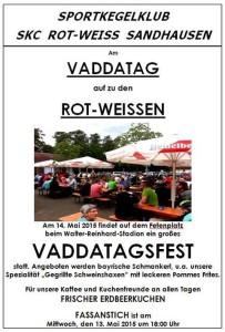 2143 - Vaddertagsfest