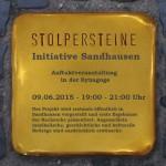 Stolpersteine für Sandhausen – Aus anonymen Opfern werden Menschen mit Namen