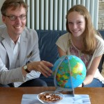 Sandhäuser Schülerin bereitet sich auf Austauschjahr vor
