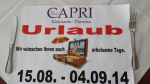4109 - Capri Urlaub