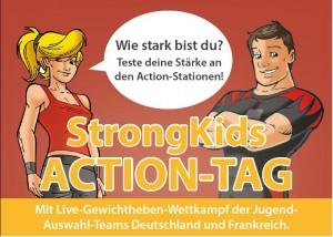4119 - DF-Action Tag Gewichtheben