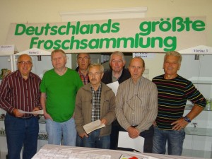 4138 - Rudi Sailers Froschsammlung - 1
