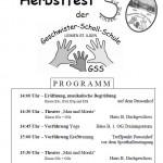4352 - Herbstfest GSS Programm