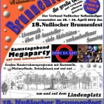 18.+19. April – Nusslocher Brunnenfest mit großem Programm