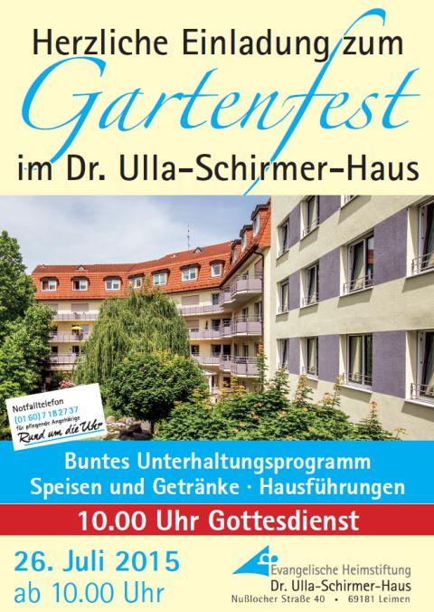 5298 - Gartenfest DUSH