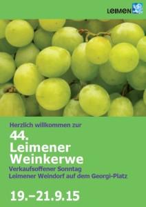 5612 - Weinkerwe - Plakat
