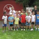 Ferienprogramm beim TC Rot-Weiß Gauangelloch