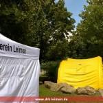 Absicherung Rock'n'heim: Dänisches Lager