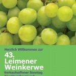 """Mit der """"Wei-Bämbl"""" zur Leimener Weinkerwe"""