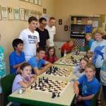 Schachklub Sandhausen erfolgreich bei Jugendarbeit und Ferienprogramm