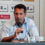 SV Sandhausen gegen Greuther Fürth – Pressekonferenz vor dem Spiel