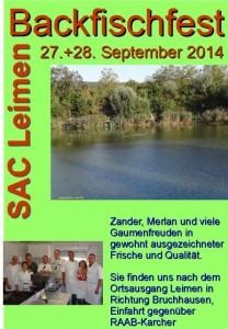 4208 - Backfischfest SAC