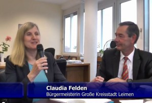 4210 - Politforum Interview Claudia Felden