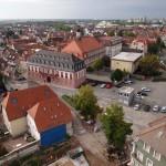 Leimener Ratsbeschluss: Pro Bebauung des Rathausplatzes mit Hotel und Festhalle