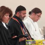 Ökumenischer Gottesdienst der katholischen, evangelischen und syrisch-orthodoxen Kirchen