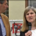 """Das """"Bachgässel"""" in St. Ilgen: Erläutert durch Bürgermeisterin Claudia Felden (Video)"""