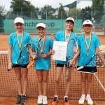 Nußlocher Tennismädels erfolgreich bei den Badischen Mannschafts-Meisterschaften