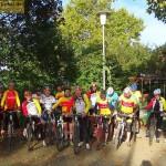 Königstuhltour des MSC St. Ilgen als Irrfahrt: Vandalen beschädigten Streckenführung