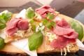 """Neue Ess-Erfahrung im Fody's Leimen: </br>Das """"Rachel""""-Pastrami-Sandwich"""
