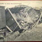 """Sandhäuser Großtauschtag: """"Volltreffer in einen Sauerkrautwagen"""" bei WK1 Postkarten"""