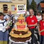 Buntes Programm zum 40-jährigen Jubiläum der Burg-Apotheke Sandhausen