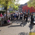 Ökumenische Mahnwache zieht Kreise – Pfarrer Jörg Geisslers Ansprache