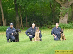 4313 - Polizeihunde - 8