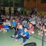 "Handball-Aktionstag in Leimen: ""Lauf dich frei, ich spiel dich an"""
