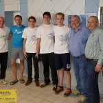 SG Nußloch 24 Stunden Spendenschwimmen Fast 50.000 Bahnen und 5.400 € Spenden