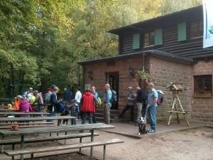 4377 - Pfalzwanderung SFK und Skiclub