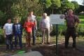 Mehr Natur in Siedlungsgebieten </br>NABU bepflanzt Beet im Menzerpark