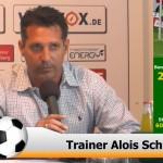 SV Sandhausen vor dem Spiel gegen Erzgebirge Aue (Pressekonferenz)