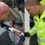 AVR Schadstoff-Sammlung: Von Energiesparlampen bis Pestizide