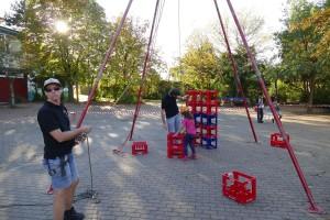 4406 - Basket Kistenklettern