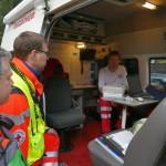 Brand in Sandhäuser Pflegeheim – Eine Tote, sieben Verletzte, Etage evakuiert
