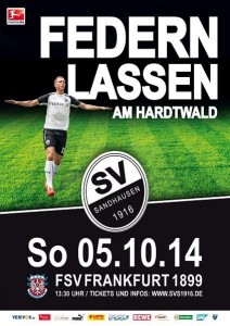 Plakat FSV
