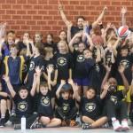 Herbst Camp der TG Sandhausen mit 40 Kindern ein voller Erfolg !