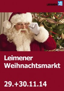 4484 - Weihnachtsmarkt Plakat