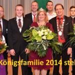 Große Königsfeier der Sportschützen St.Ilgen mit Schützenpaar-Proklamation