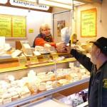 Leimener Marktromanze:</br>Rudis Charme ist einfach unwiderstehlich