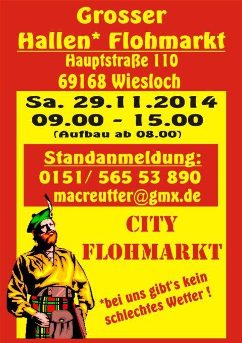 4514 - Hallenflohmarkt