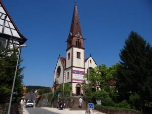 Gauangelloch Kirche ev