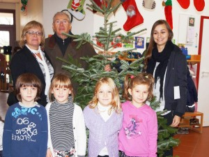 4554 - Weihnachtsbaum-Spende CDU