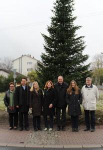 4567 - Haus und Grund Weihnachtsbaumspende