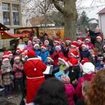 Stimmungsvolles Weihnachtsmarkt-Wochenende in Sandhausen und St. Ilgen