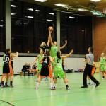 Basketball: Regionalliga Damen schlagen auch Ulm hoch: 80:40