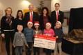 """Sparkasse Heidelberg unterstützt Nußlocher """"Apfelbäumchen"""" mit 3.000 Euro"""