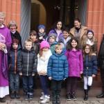 Start der Erstkommunion-Vorbereitung in der katholischen Seelsorgeeinheit